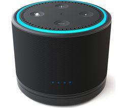 Dox Amazon Echo Dot Battery Base - Black
