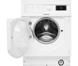 BI WMHG 71284 UK Integrated 7 kg 1200 Spin Washing Machine