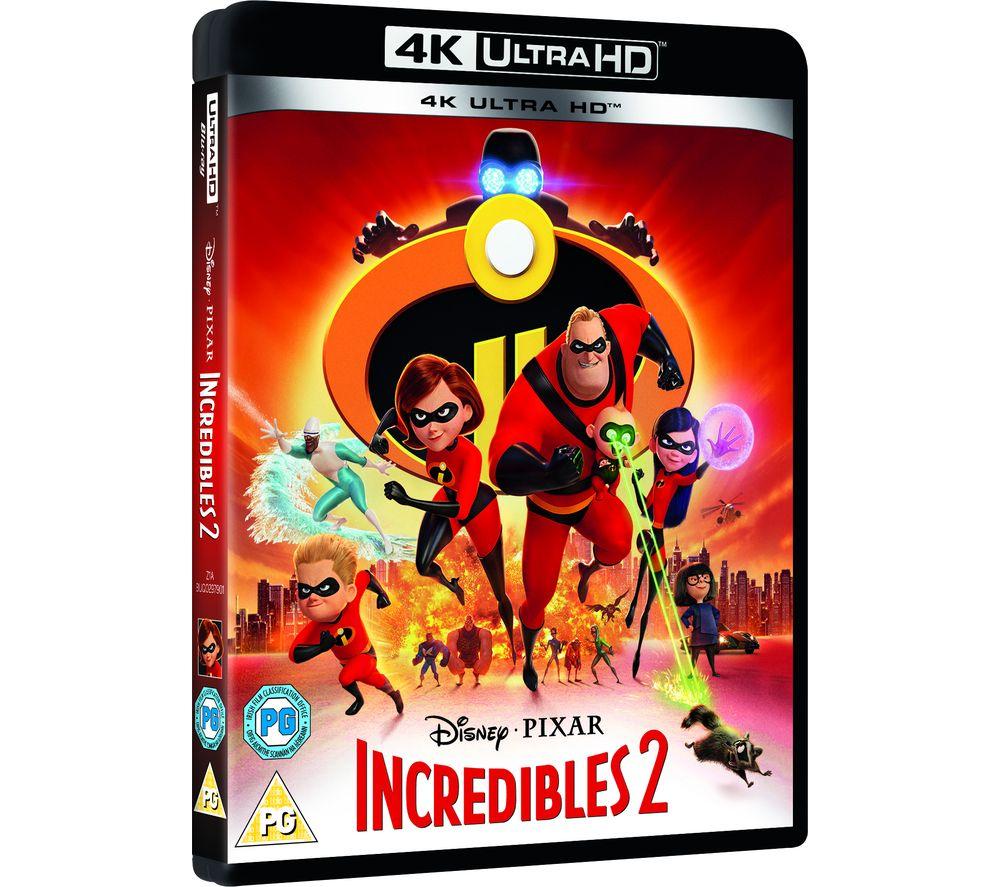 DISNEY Incredibles 2 UHD
