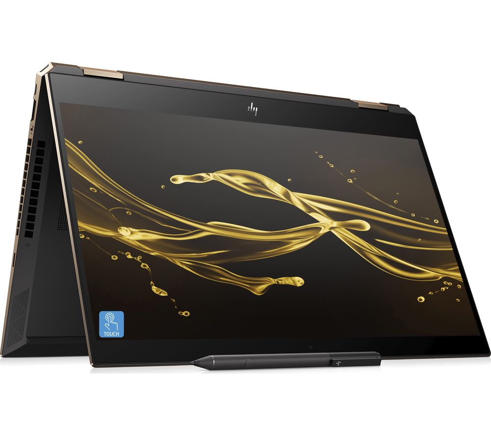 "HP Spectre x360 15.6"" Intel® Core™ i7 2 in 1 - 1 TB SSD, Dark Silver"