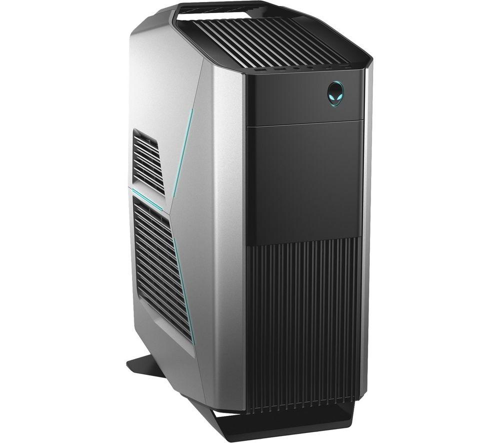 ALIENWARE Aurora R8 Intel® Core™ i7 RTX 2080 Ti Gaming PC - 2 TB HDD & 512 GB SSD