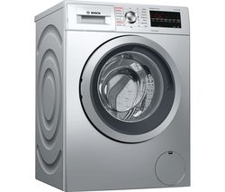 BOSCH Serie 6 WVG3047SGB 7 kg Washer Dryer - Silver