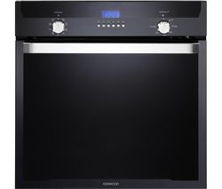 KS200BL Electric Oven - Black
