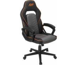 ACHAIR19 Gaming Chair - Black & Grey