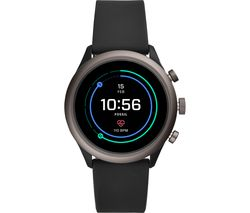 FOSSIL Sport FTW4019 Smartwatch - Black, 43 mm