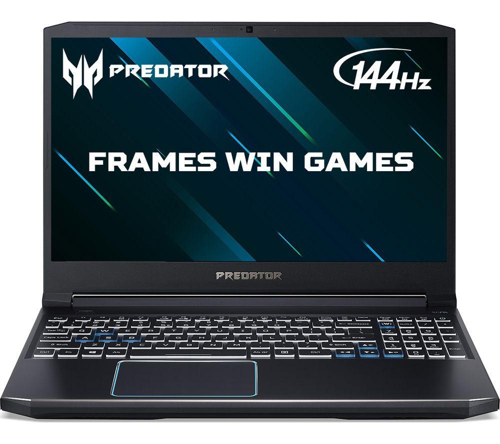 "ACER Predator Helios 300 15.6"" Intel® Core™ i7 GTX 1660 Ti Gaming Laptop - 1 TB HDD & 256 GB SSD"