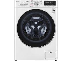 AI DD V5 F4V508WS WiFi-enabled 8 kg 1400 Spin Washing Machine - White