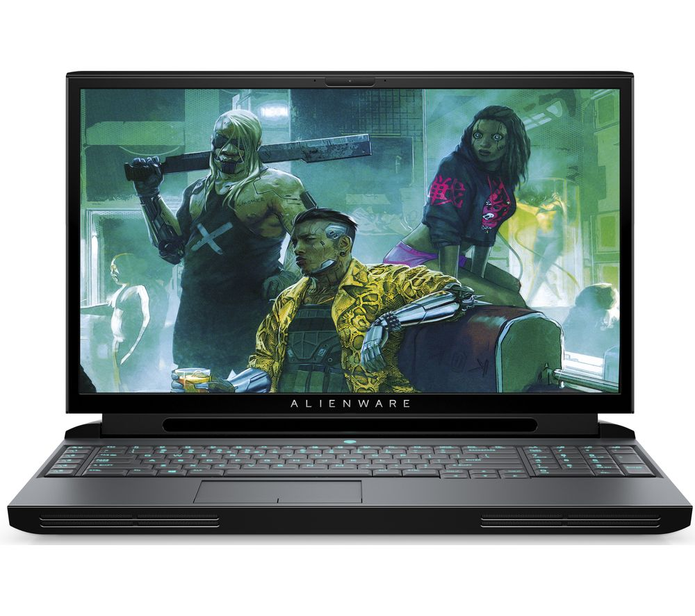 "Image of ALIENWARE Area 51m 17.3"" Gaming Laptop - Intelu0026reg Coreu0026trade i7, RTX 2070, 1 TB HDD & 512 GB SSD"