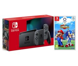 Switch & Mario & Sonic at the Olympic Games Tokyo 2020 Bundle