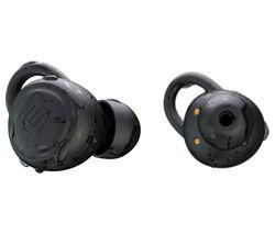 Athens Wireless Bluetooth Sports Earphones - Midnight Black