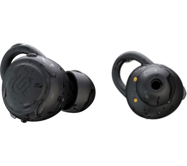 Image of URBANISTA Athens Wireless Bluetooth Sports Earphones - Midnight Black