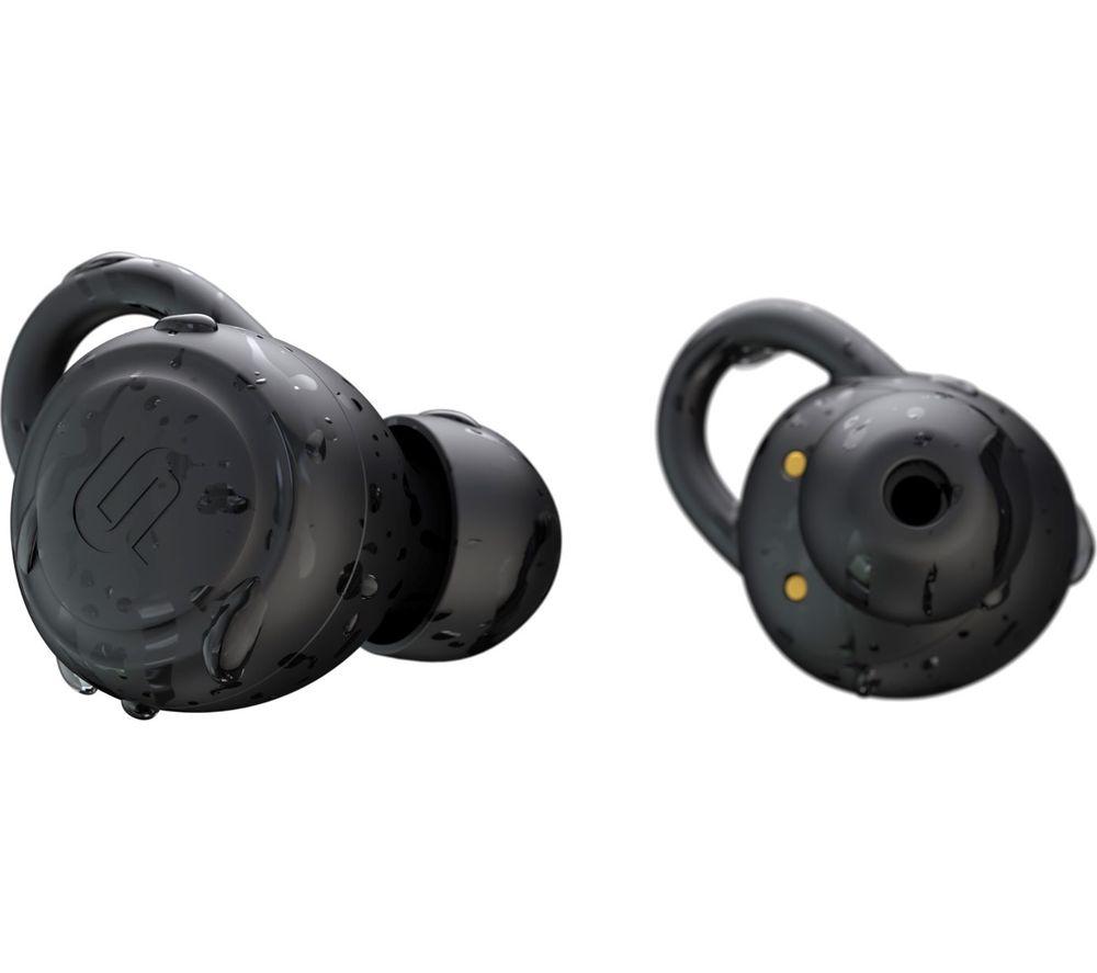 URBANISTA Athens Wireless Bluetooth Sports Earphones - Midnight Black