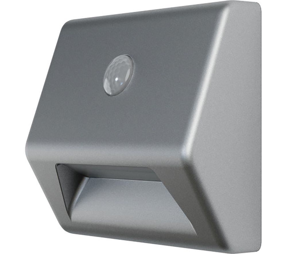 LEDVANCE NIGHTLUX Stair Sensor LED Light - Silver