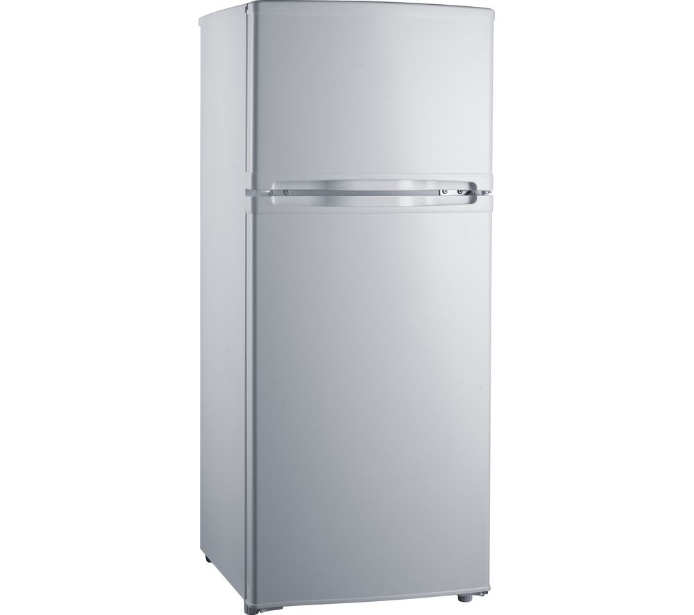 ESSENTIALS C50TW20 70/30 Fridge Freezer - White, White