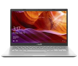 X409JA 14' Laptop - Intel® Core™ i5, 256 GB SSD, Silver