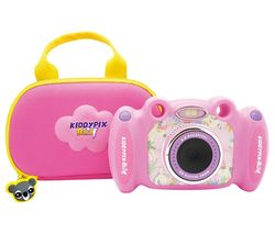 Kiddypix Blizz Compact Camera - Pink