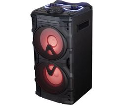A58146 Bluetooth Party Speaker - Black