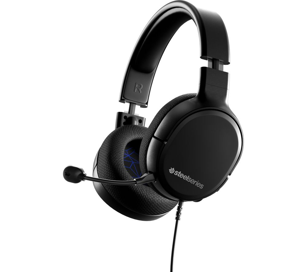 STEELSERIES Arctis 1 7.1 PlayStation Gaming Headset - Black