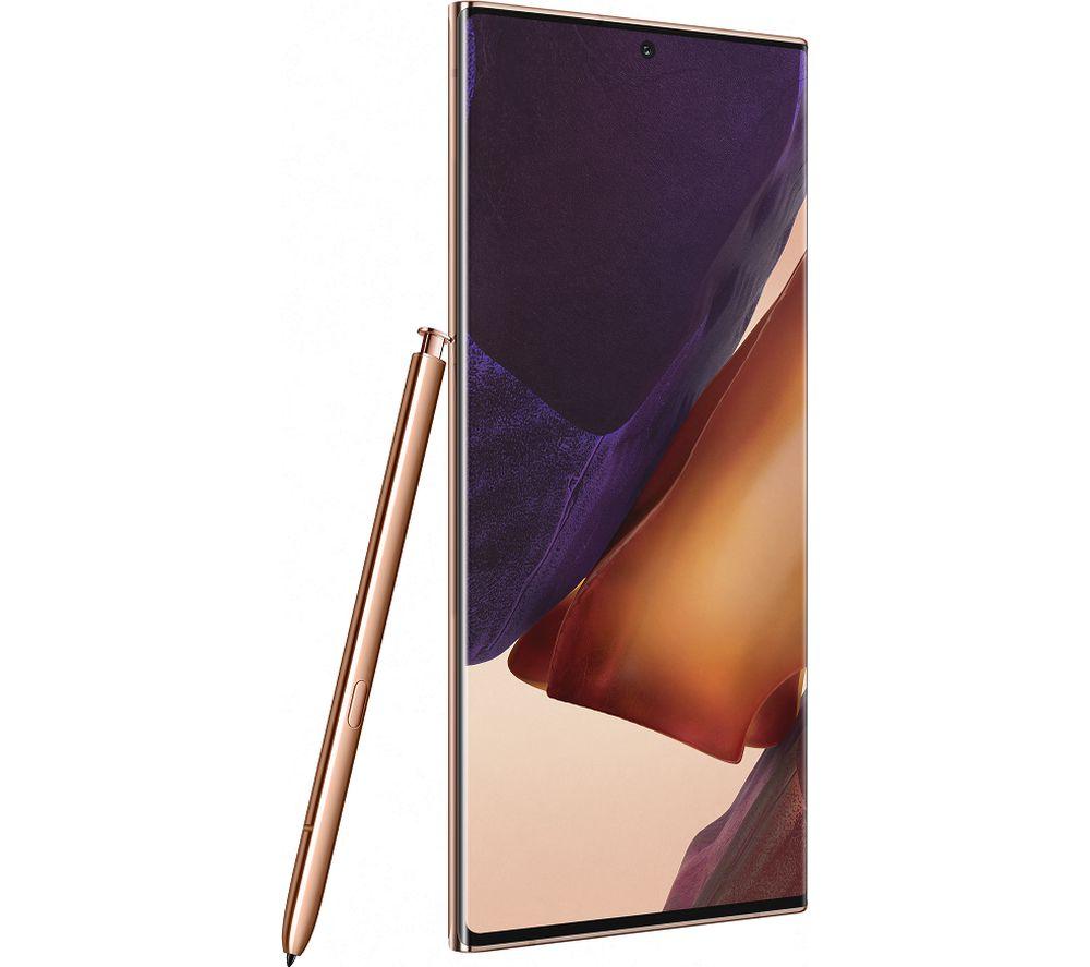SAMSUNG Galaxy Note20 Ultra 5G - 512 GB, Mystic Bronze