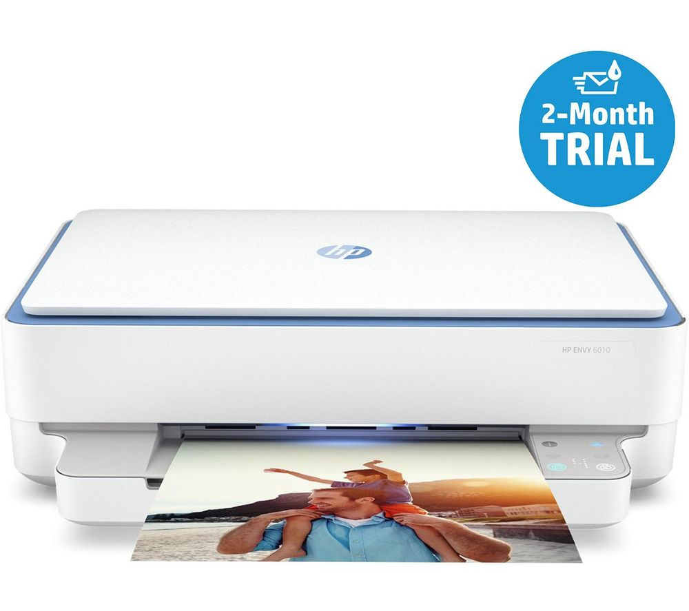 HP ENVY 6010 All-in-One Wireless Inkjet Printer