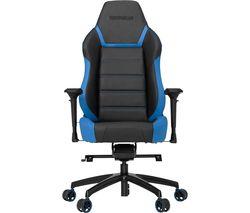 P-LINE PL6000 Gaming Chair - Black & Blue