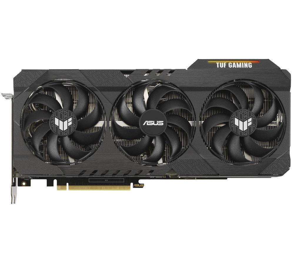 ASUS GeForce RTX 3080 10 GB TUF GAMING OC Graphics Card