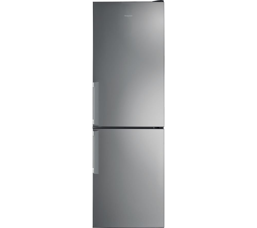 HOTPOINT Day1 H5T 811I MX H 1 60/40 Fridge Freezer - Stainless Steel