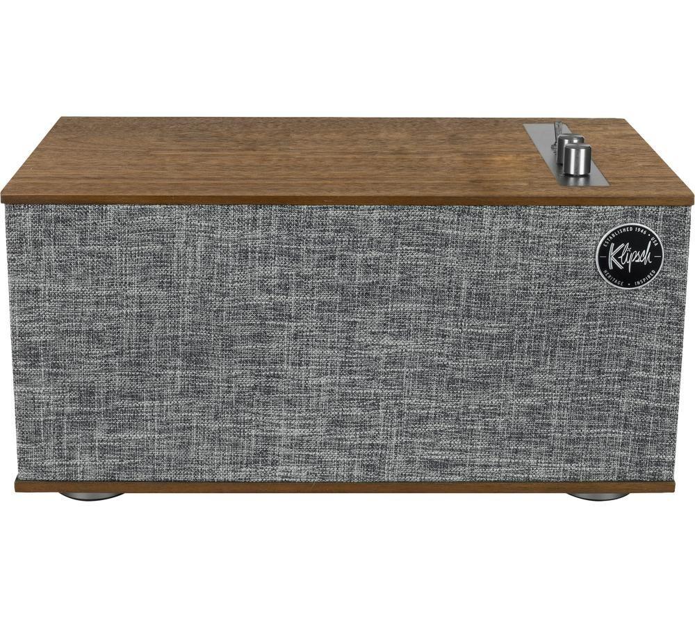 KLIPSCH The Three II Bluetooth Speaker - Walnut