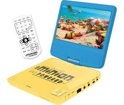 DVDP6DES Portable DVD Player - Despicable Me