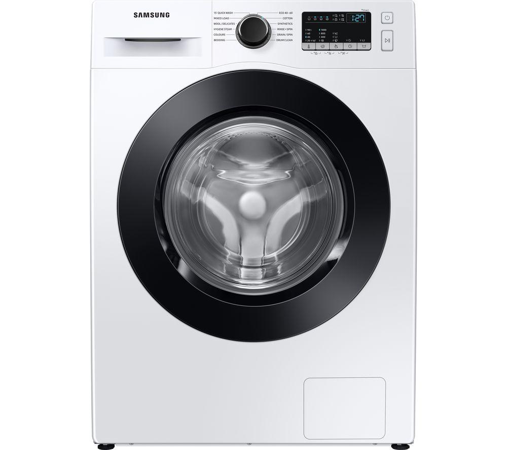 SAMSUNG Series 4 WW90T4040CE/EU 9 kg 1400 Spin Washing Machine - White, White