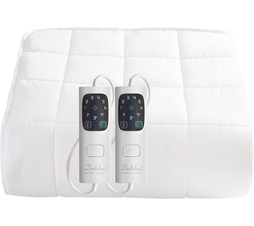 DREAMLAND Boutique Hotel 16703 Heated Mattress Protector - Super King-size