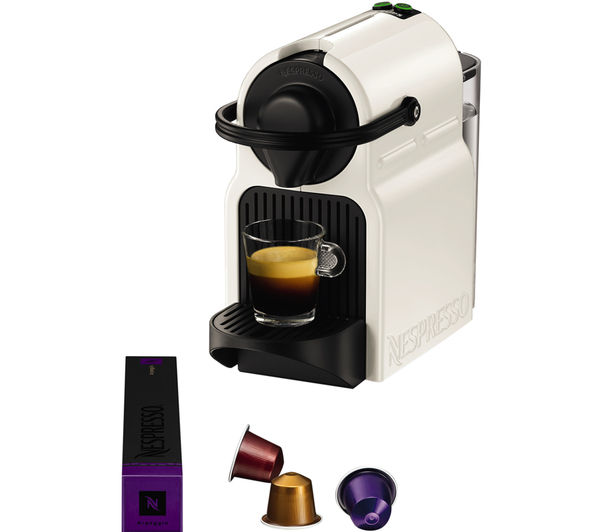 buy nespresso by krups inissia xn100140 coffee machine. Black Bedroom Furniture Sets. Home Design Ideas