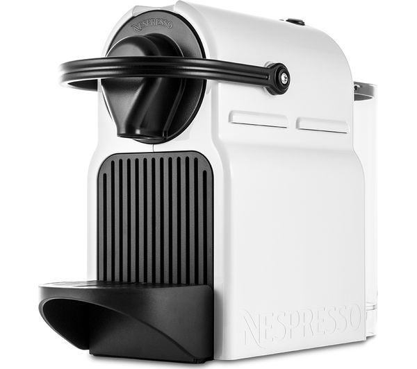 Buy NESPRESSO by Krups Inissia XN100140 Coffee Machine ...