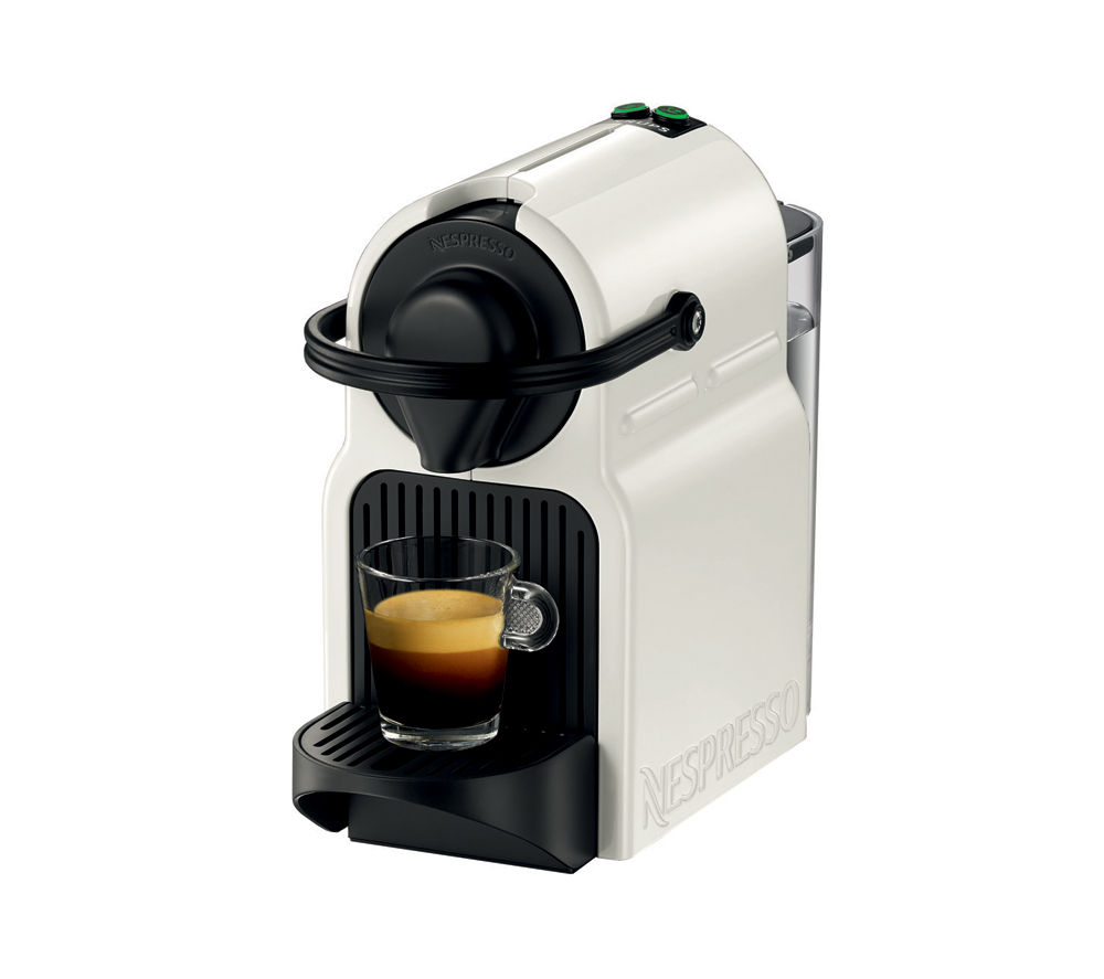 Nespresso Inissia Coffee Make With 100 capsules - £55.99!