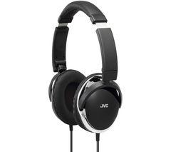 JVC HA-S660-B-E Headphones - Black