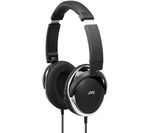 JVC HA-S660-B-E Headphones - Black