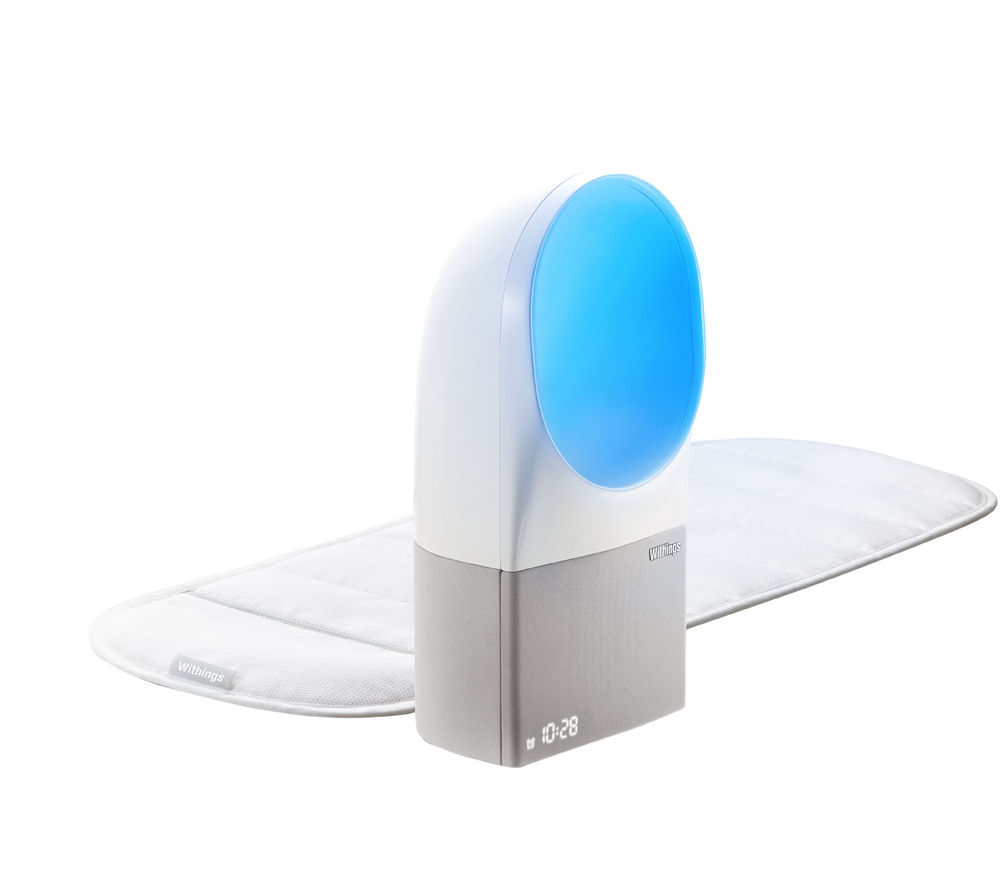 Compare prices for Withings Aura Smart Sleep System White