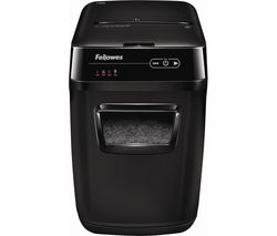 FELLOWES AutoMax 130C Cross Cut Paper Shredder