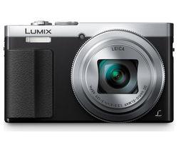 Lumix DMC-TZ70EB-S Superzoom Compact Camera - Silver