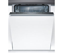 BOSCH Serie 2 SMV50C10GB Full-size Fully Integrated Dishwasher