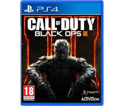 Image of PLAYSTATION 4 Call of Duty: Black Ops III - for PS4