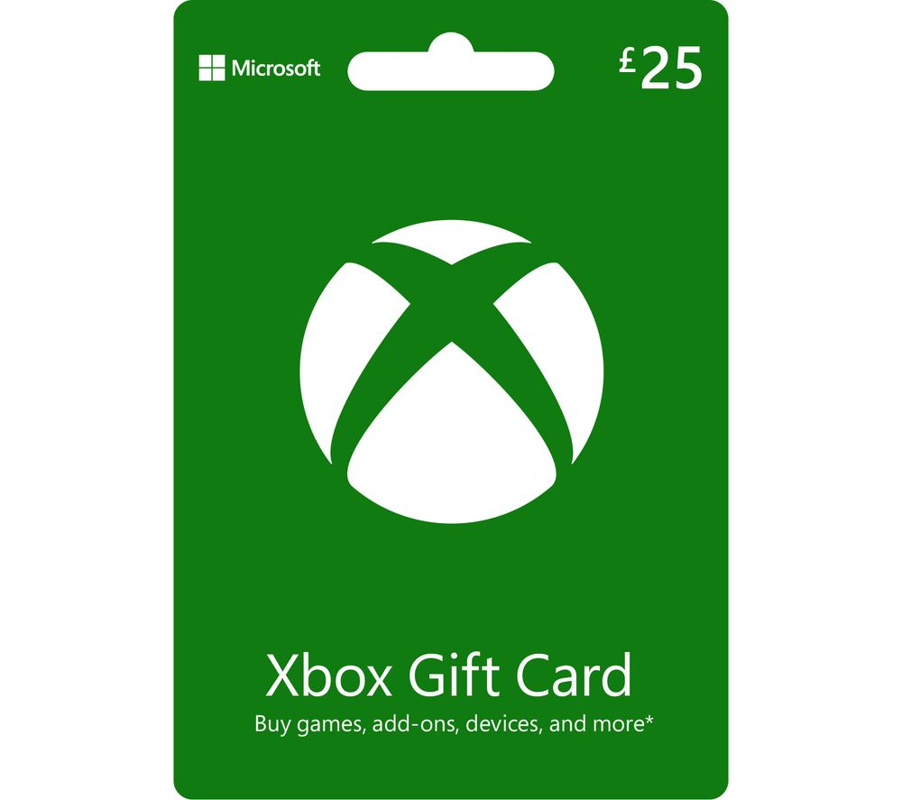 XBOX DIGITAL Gift Card - £25