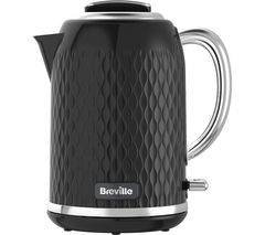 Curve VKT017 Jug Kettle - Black