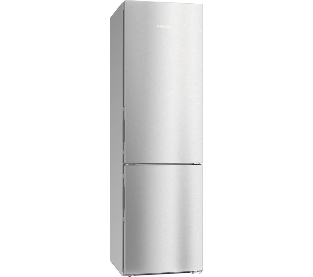 MIELE KFN 29233 D edt 70/30 Fridge Freezer - Stainless Steel