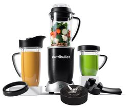 NUTRIBULLET Rx NBLRX Blender - Black