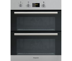 HOTPOINT Class 2 DD2 540 IX Electric Double Oven - Stainless Steel