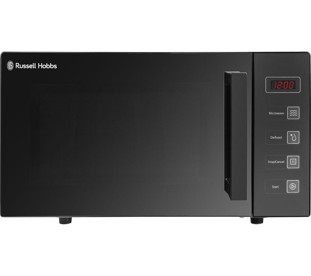 RUSSELL HOBBS RHEM2301B Solo Microwave - Black