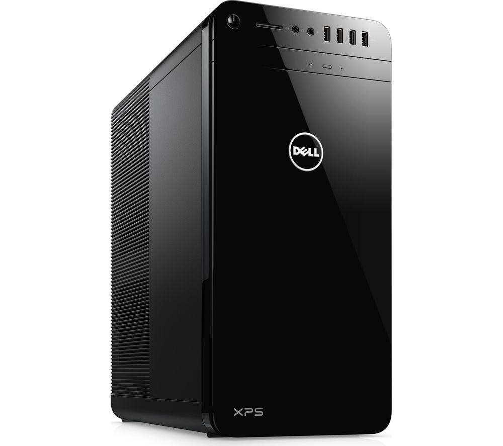DELL XPS 8920 Desktop PC + Office 365 Home - 1 year for 5 users + LiveSafe Premium - 1 user / unlimited devices for 1 year