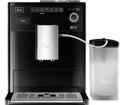MELITTA Caffeo Cl E970-103 Bean to Cup Coffee Machine - Black Best Price, Cheapest Prices