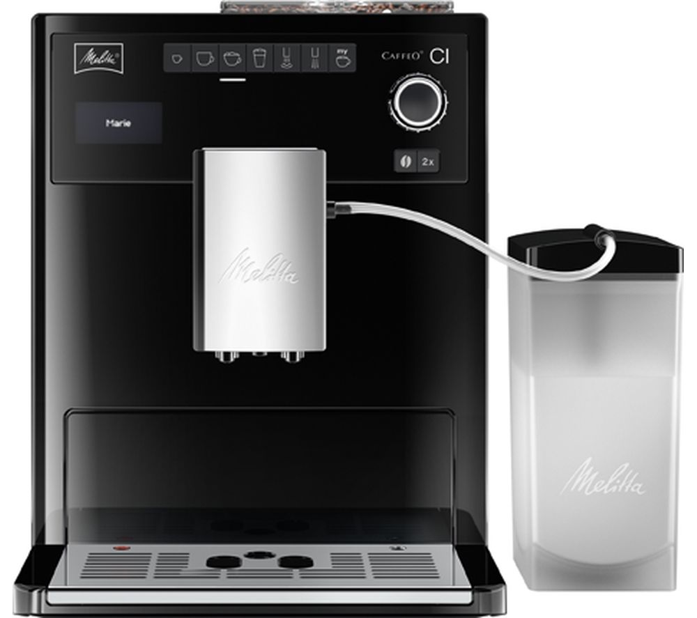 Compare retail prices of Melitta Caffeo Cl E970-103 Bean to Cup Coffee Machine to get the best deal online